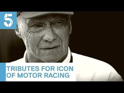 Motor racing legend Niki Lauda dies aged 70 | 5 News