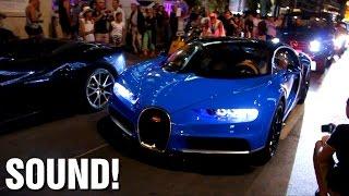 أسرع سيارة بالعالم بلوحات سعودية تظهر في شوارع فرنسا..فيديو