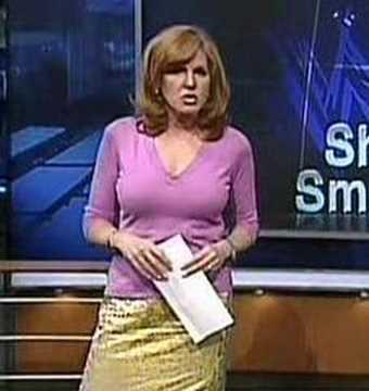 news anchor hard nipples