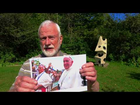 Pope Suffers Head Wound!  Bible Prophecy?