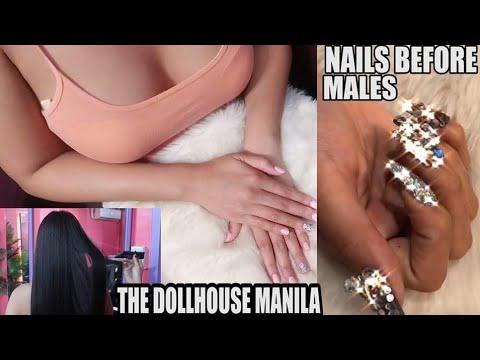 PAK NA PAK NA FINGERS SA THE DOLLHOUSE MANILA (Pamper Time part 2)