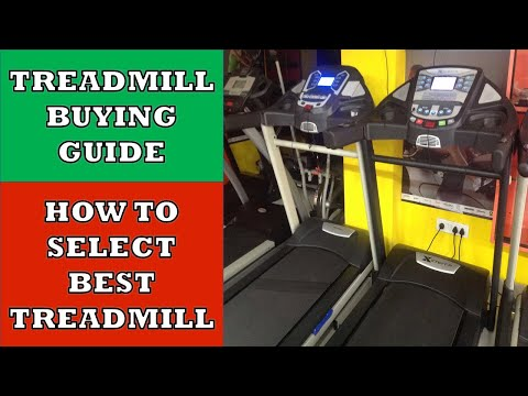 How To Select Best Treadmill For Home Use | Treadmill Buying Guide And Tips