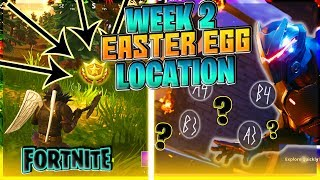 "Week 2 ""BLOCKBUSTER"" Challenge Secret Star Location!! 