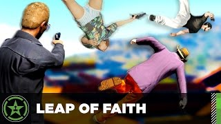 Things to Do In: GTA V - Leap of Faith