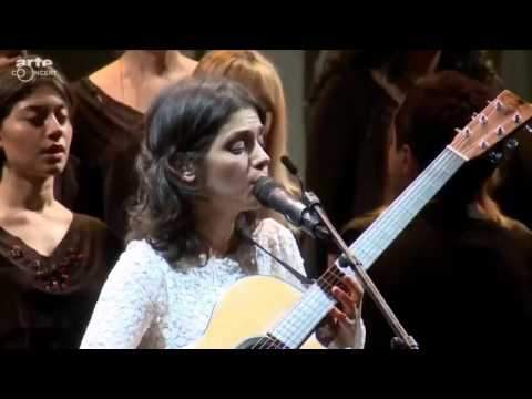 Katie Melua - Tu Ase Turpa Iyavi (Georgian...