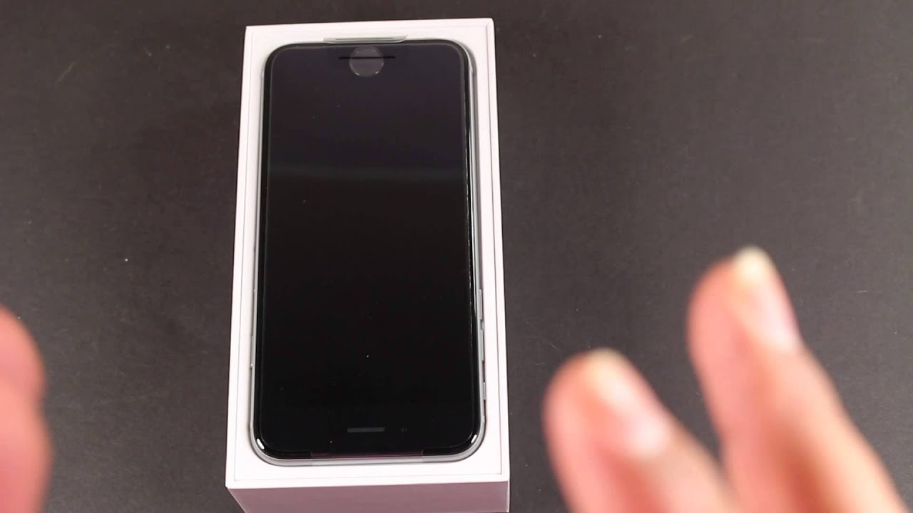 iphone 6 128gb apple iphone 6 space gray 128gb verizon model unboxing 11274