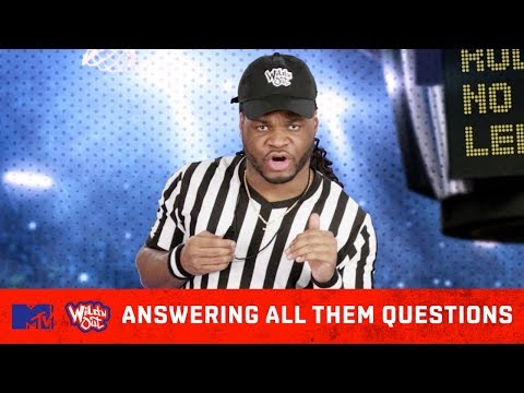 Emmanuel Hudson aka Refer E-Man Puts an END to Bad Trends 🙅‍♂️ | Wild 'N Out | MTV