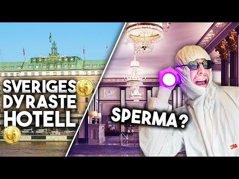 HUR BRA ÄR SVERIGES LYXIGASTE HOTELL?