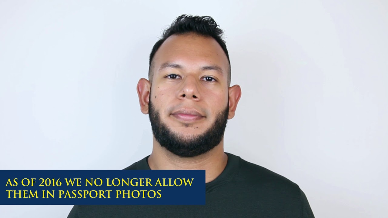 Passport Photo Tips