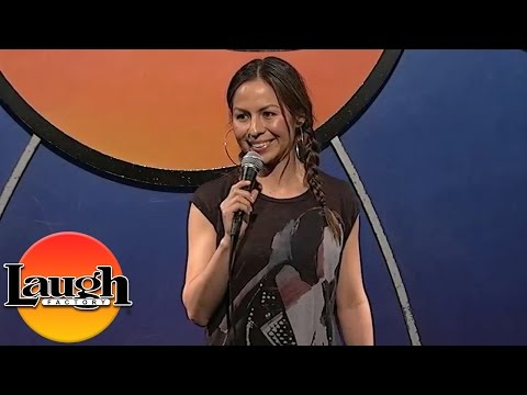 Anjelah Johnson  Law & Order Detectives Stand up Comedy