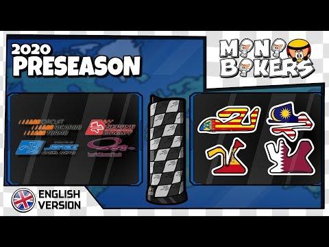 [EN] MiniBikers - 11x00 - 2020 Preseason