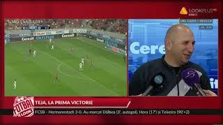 FCSB - Hermannstadt 3-0, ce spune Miriuta