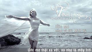 Ước mơ - Hồ Quỳnh Hương [HD 1080p - Karaoke]