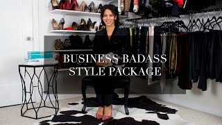 Style For The Business Badass