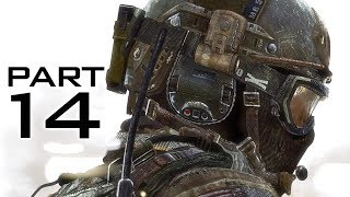 Call of Duty Ghosts Gameplay Walkthrough Part 14 - Campaign Mission 15 - All or Nothing (COD Ghosts)