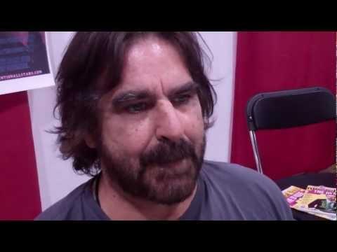 On The Beat with David Della Rocco at Motor City Comic Con 2012