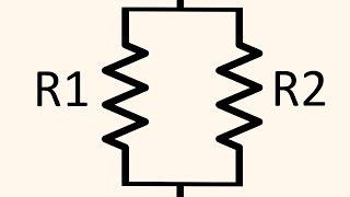 Conexión de Resistencias en Paralelo. ELECTRÓNICA.