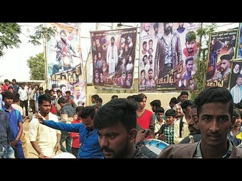 #KGF MOVIE CELEBRATION LIVE VIDEO | Yash KGF Movie