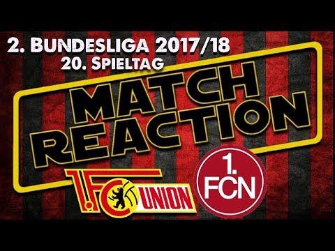 20. Spieltag • Union Berlin : 1.FC Nürnberg