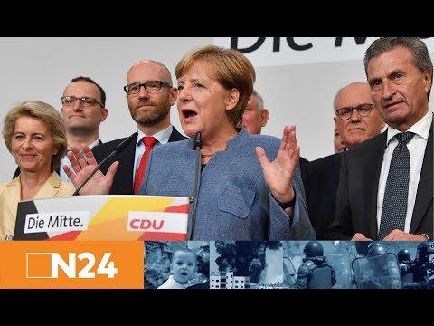 Die Prognose um 18:00 Uhr: Hochspannung vor erster Wählerbefragung  - so hat Deutschland gewählt
