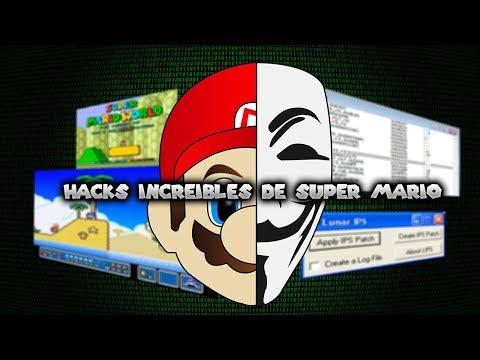 HACKS INCREIBLES DE SUPER MARIO BROS