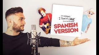Baixar ⚡️ I Don't Care [EN ESPAÑOL] Ed Sheeran & Justin Bieber (Versión Samuel)