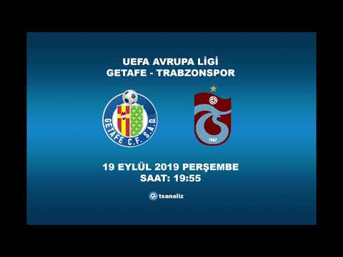 Getafe - Trabzonspor maçı ne zaman hangi kanalda?