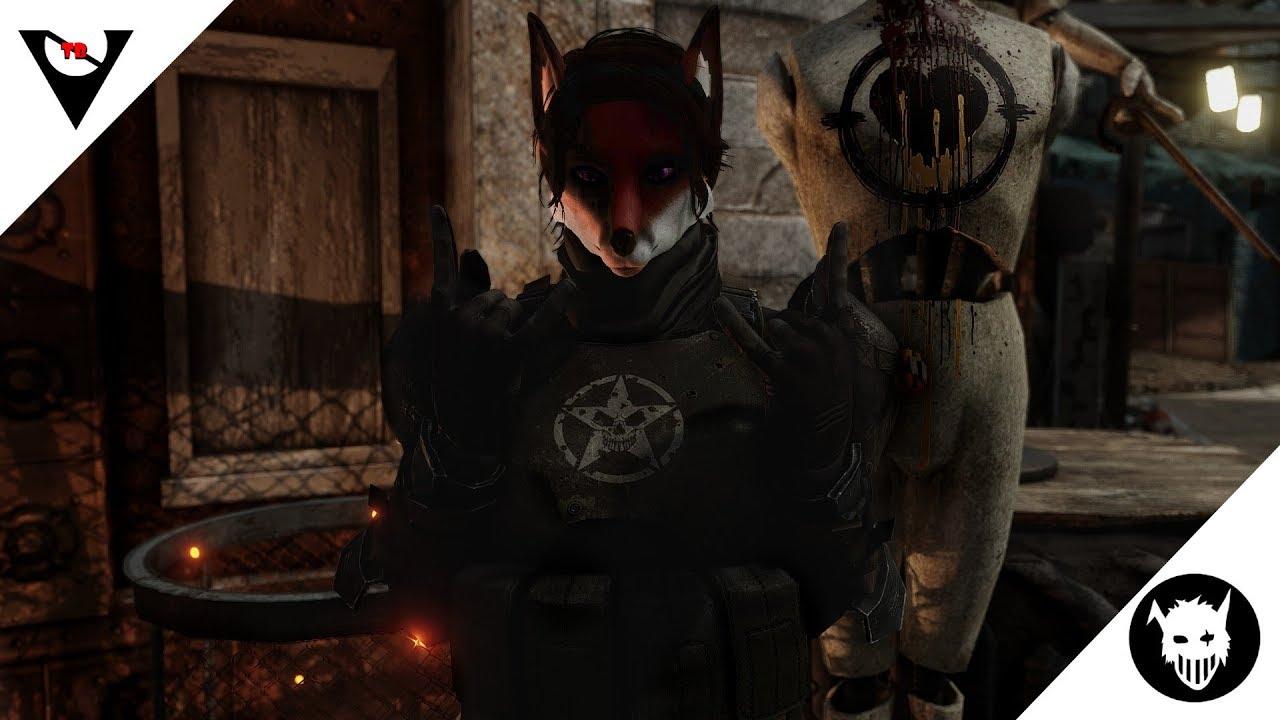 Fallout 4 Mods Vulpine Race Fucking Furries Youtube