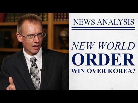 Why the New World Order Has Already Won in Korea