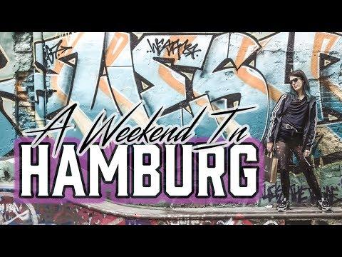 A Weekend In Hamburg Germany | Travel Vlog
