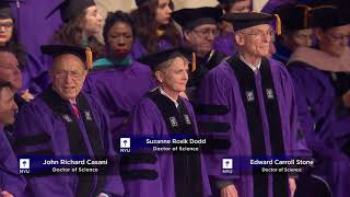 Commencement Highlights 2018