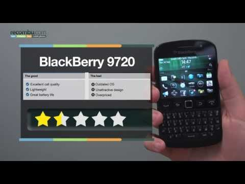 BlackBerry 9720 review