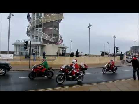 The Boundary 500 Santa Parade 2014