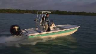 Mako Pro Skiff Series Boats Review with Capt. Rob Harris