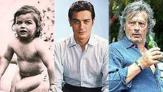 Alain Delon Transformation 2019 - From 1 To 82 Years Old