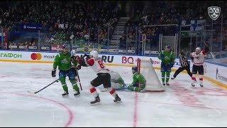 Yaremchuk with beautiful goal