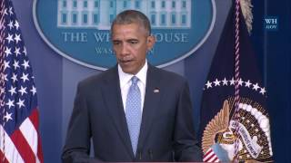 Obama Condemns Attack On Baton Rouge Police - Full Statement