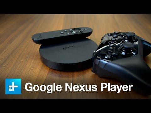 Google Nexus Player - Hands On Review