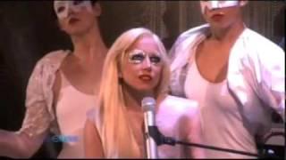 Lady Gaga - Bad Romance (Live Ellen Degeneres Show) 2009