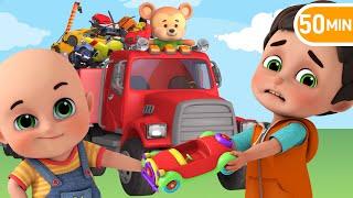 munna raja buy toys | Khilone wala | munna raja Lori song - hindi rhymes for children - jugnu kids