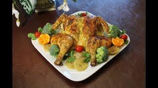 Курица на Рождество! Теперь готовлю только так - Нежная и Сочная