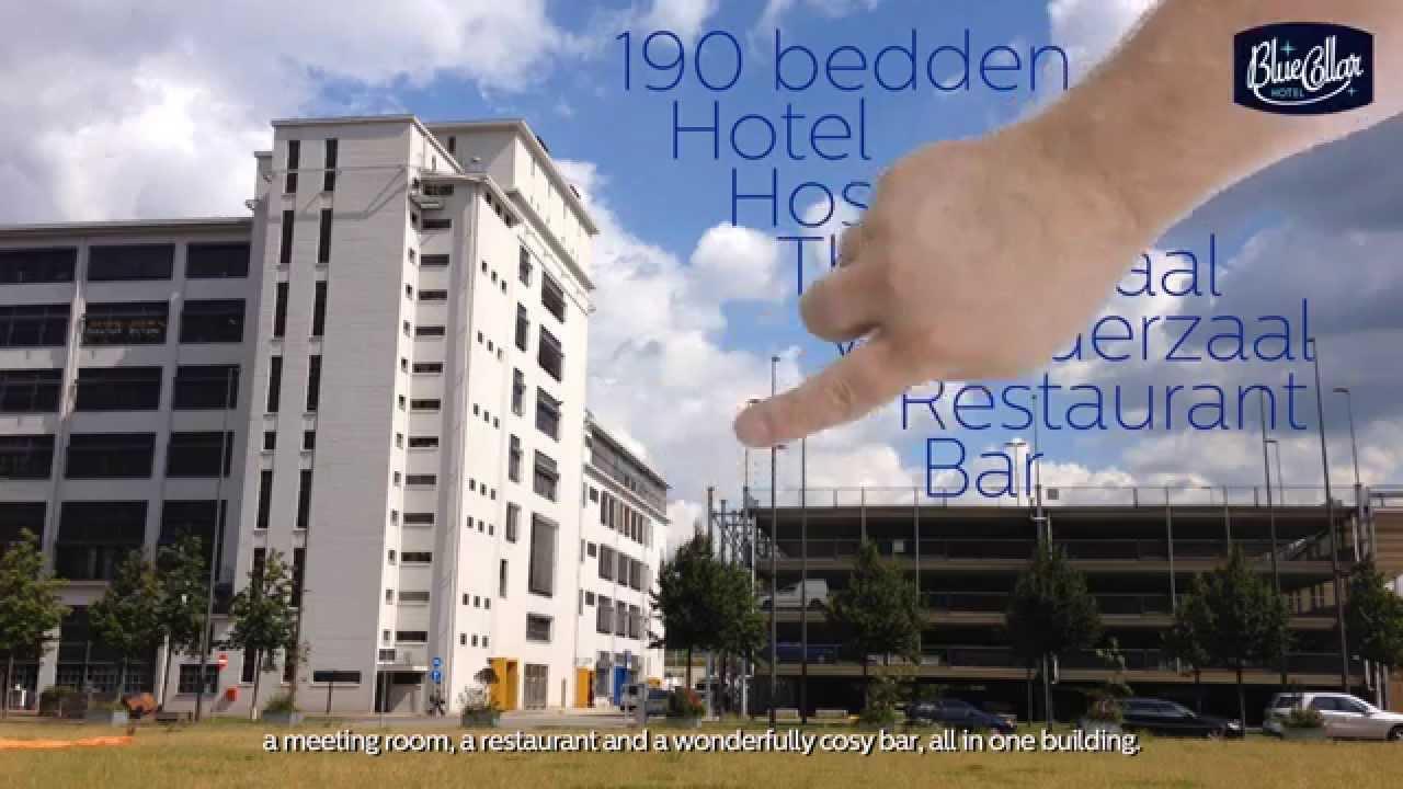 Blue Collar Hotel Eindhoven