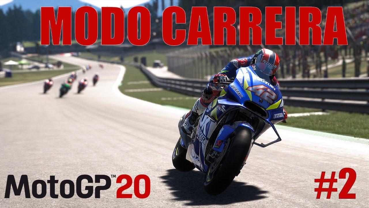 #2 MOTO GP 20 - GP do Catar!