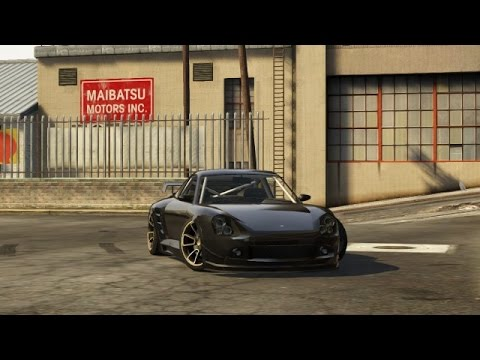tuto tuning gta v tourner ses roues sans tre dans la voiture youtube. Black Bedroom Furniture Sets. Home Design Ideas