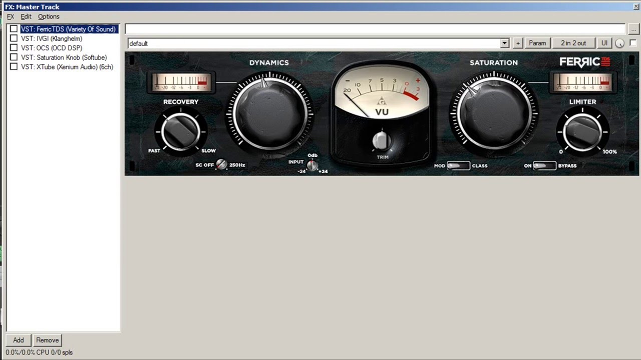 The 5 Best Free Saturation Plugins
