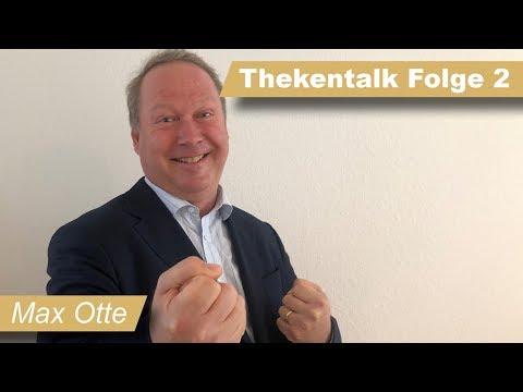 Bitte erhöht meine Steuern! Max Otte im Thekentalk