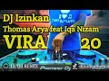Dj Izinkan Thomas Arya Feat Iqa Nizam Remix Full Bass  Mp3 - Mp4 Download