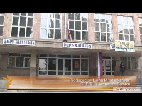 School For Syrian Armenian Children Opened In Yerevan