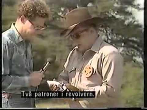 """Let Me Introduce You To The Fastest Gunslinger That Ever Lived: """"Bad"""" Bob Munden"""