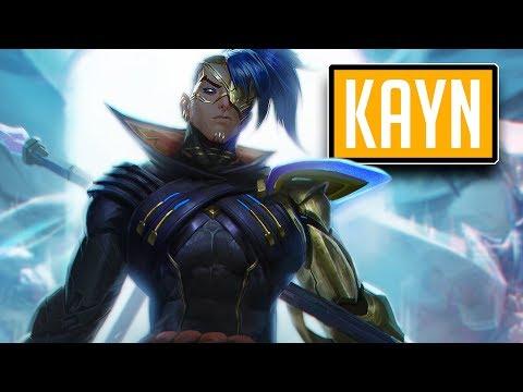 League of Legends #541: Kayn Jungle (CZ/Full HD/60FPS)